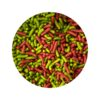 Kate's Safe and Sweet - Red and Green Christmas Sprinkles