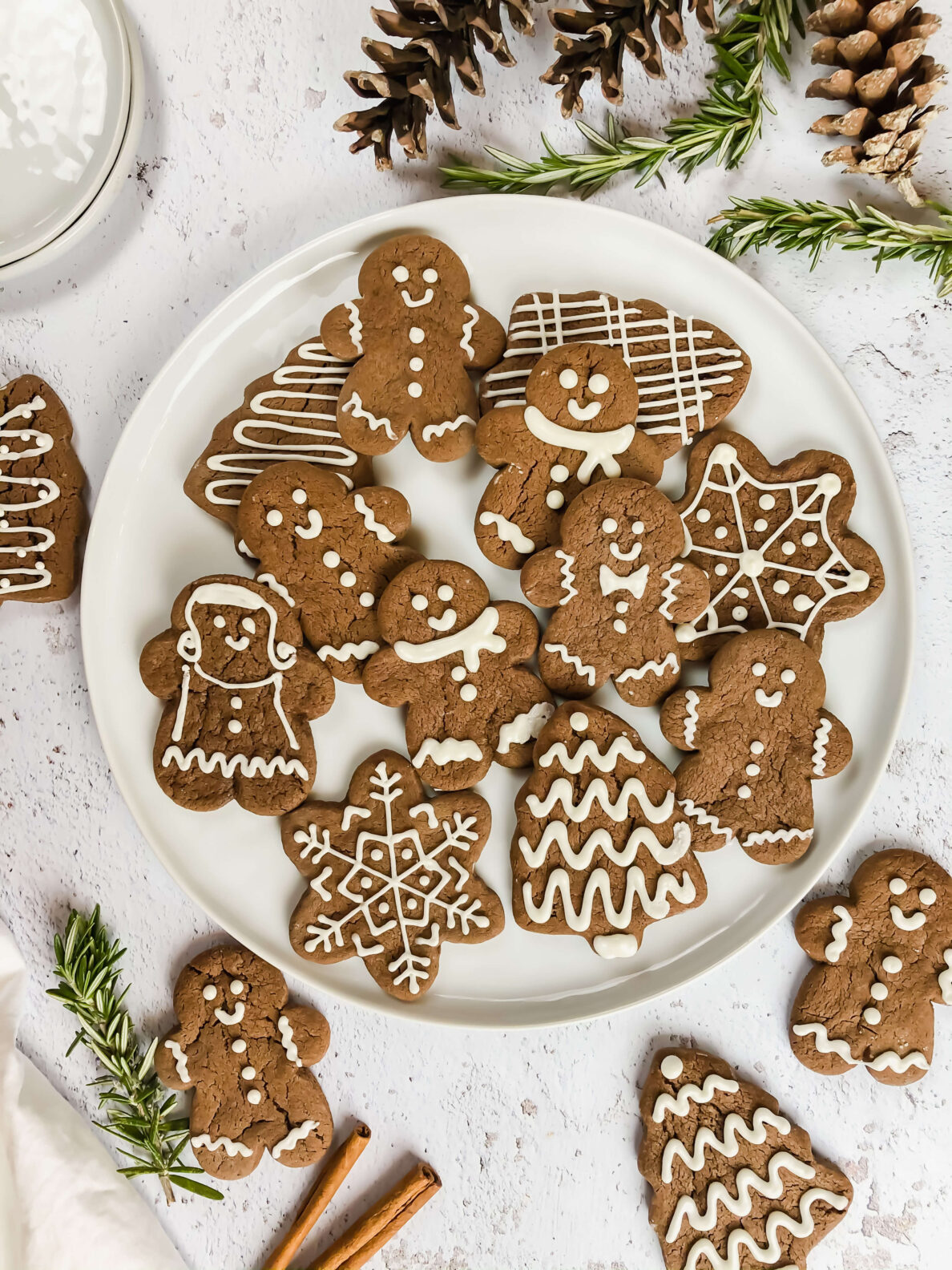 Kate's Safe and Sweet - chocolate gingerbread 6