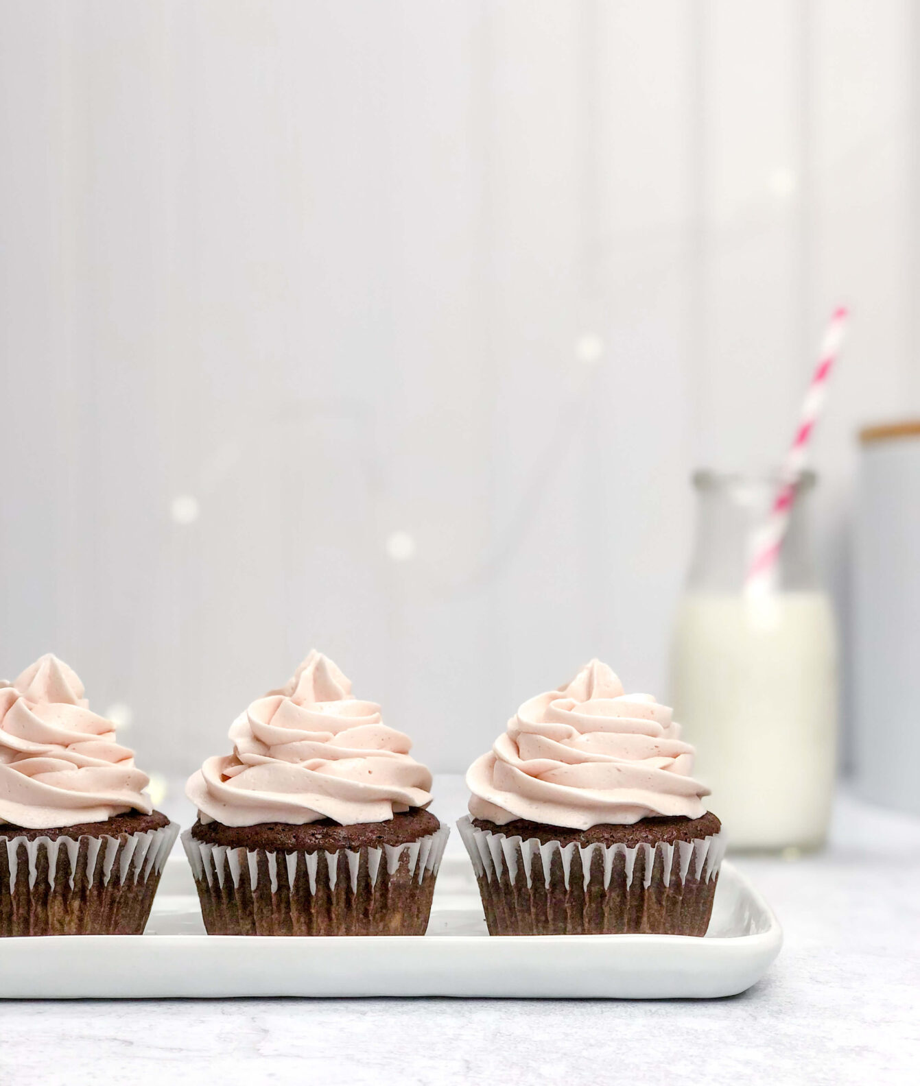 Kate's Safe and Sweet - Cherry Cupcakes 2