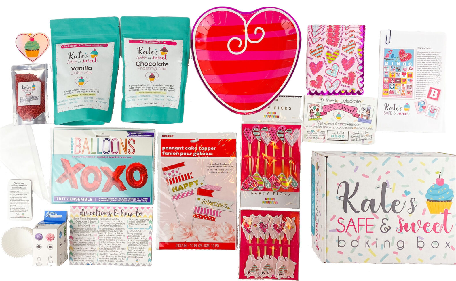 Kate's-Safe-and-Sweet---Valentine's-Party-Baking-Box-Flatlay