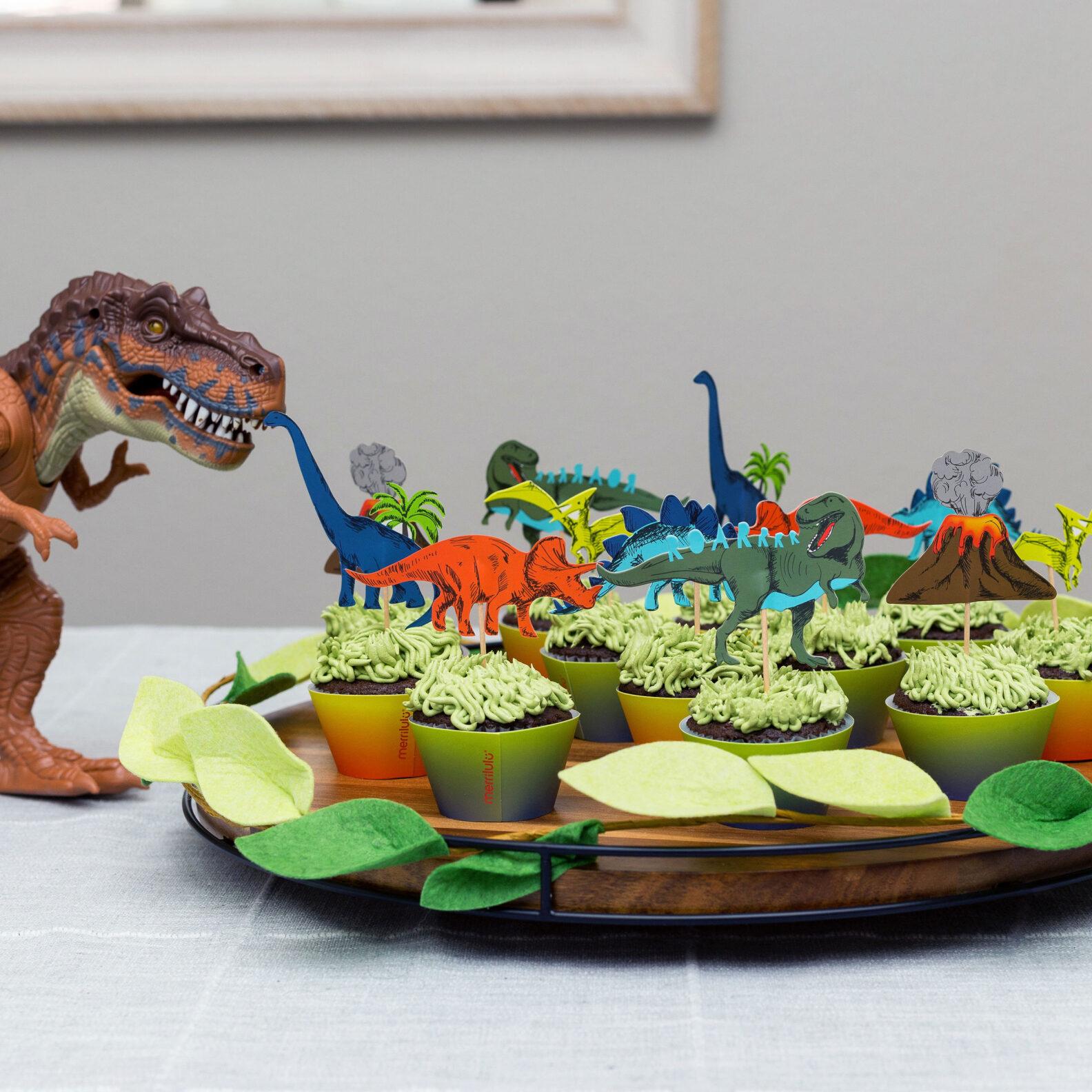 Kate's-Safe-&-Sweet---Dinosaur-Cupcakes