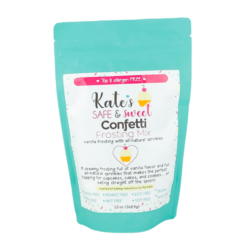 Kate's-Safe-and-Sweet---Confetti-Frosting-Mix---Front