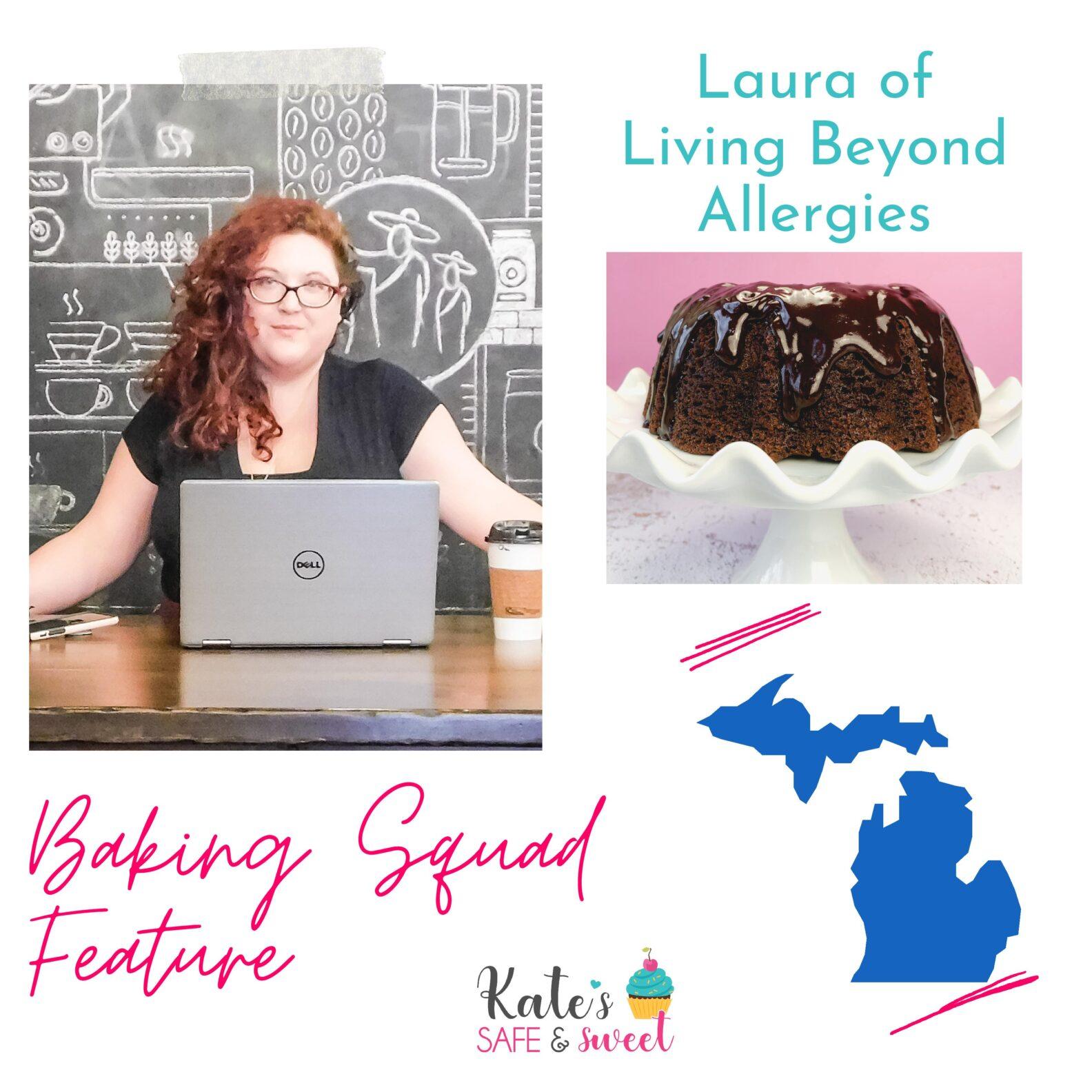 Baking Squad Feature - Laura