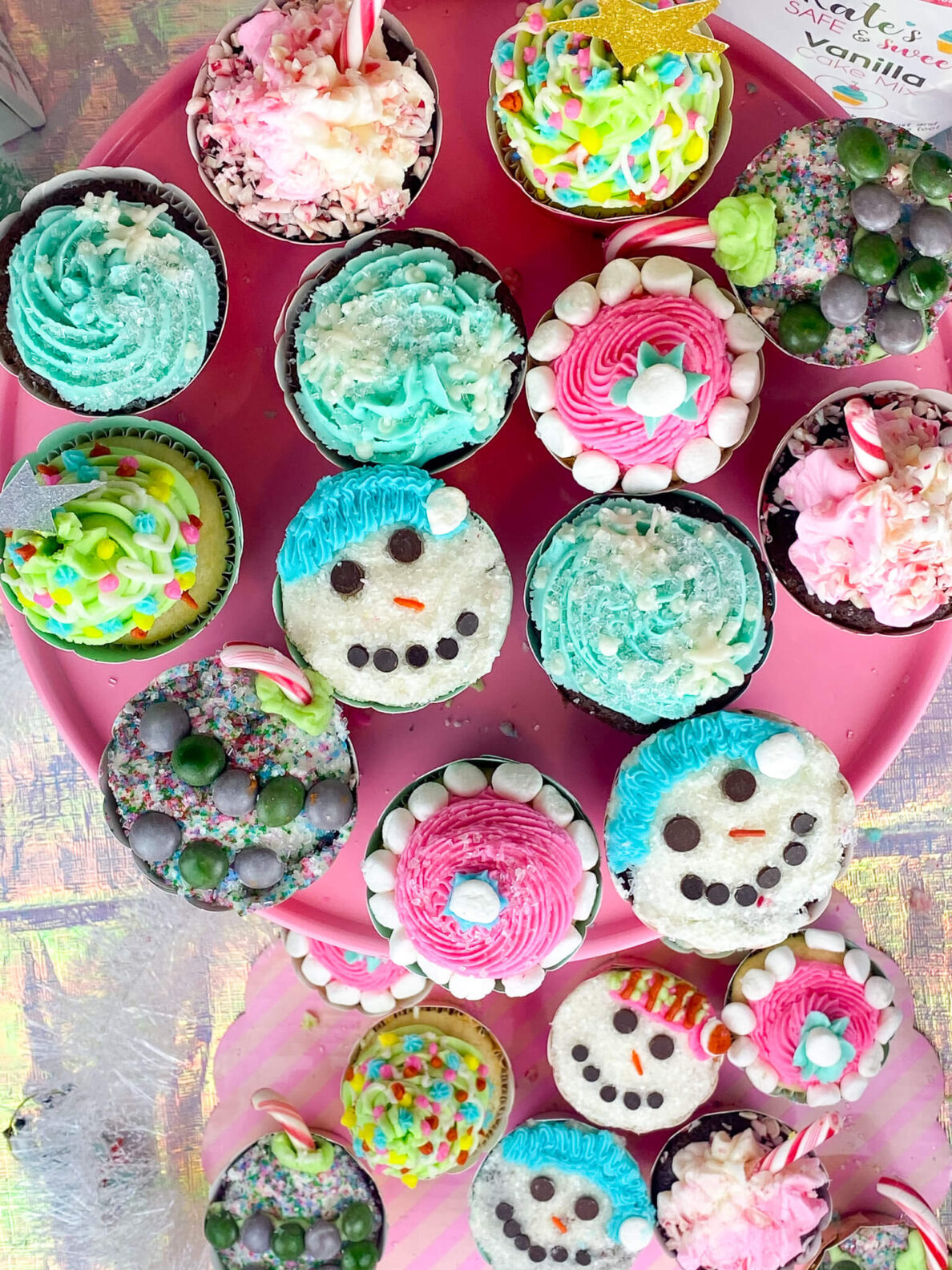 Kate's Safe and Sweet - All Cupcakes