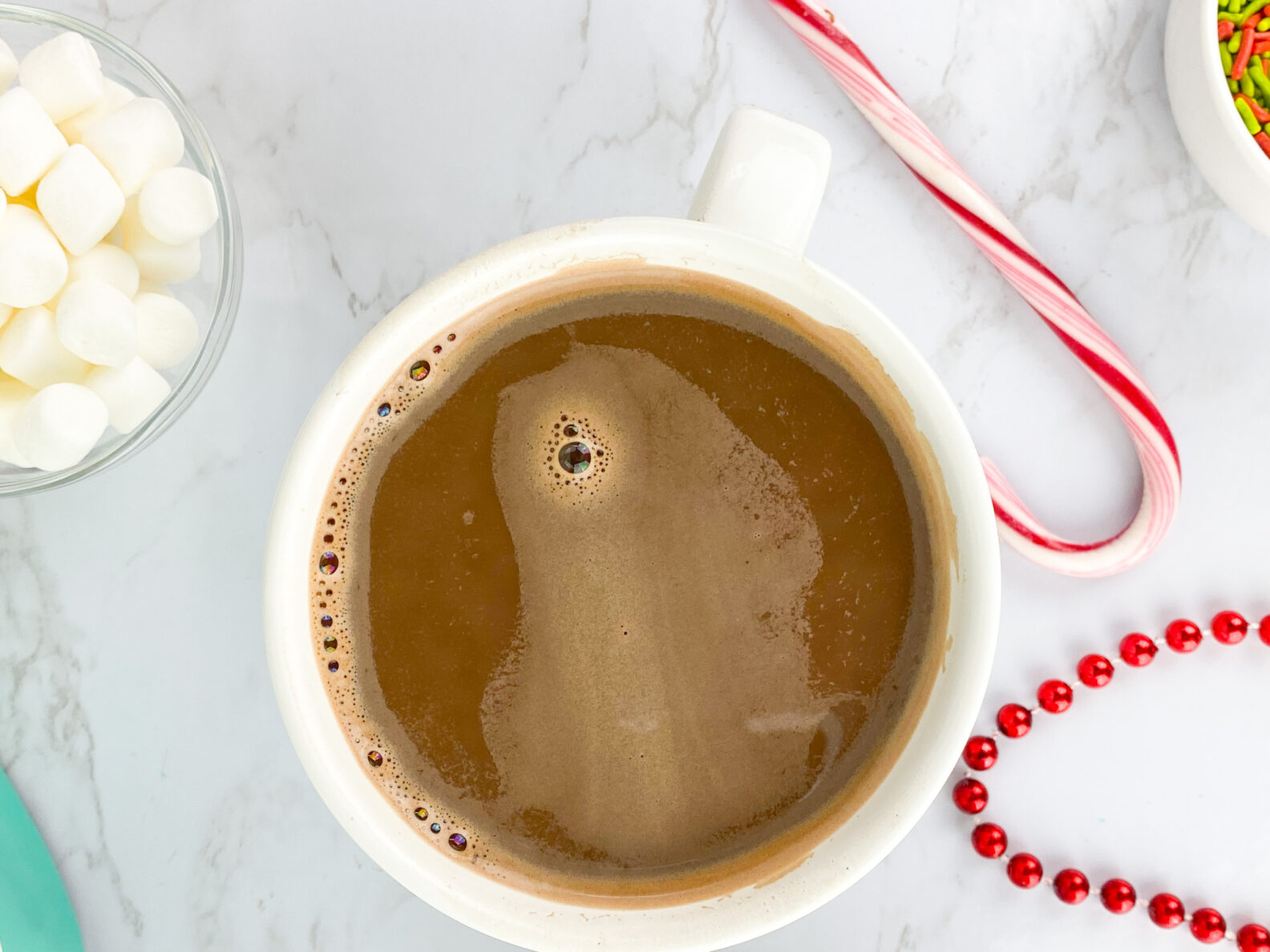 Kate's Safe and Sweet - Hot Cocoa Mug