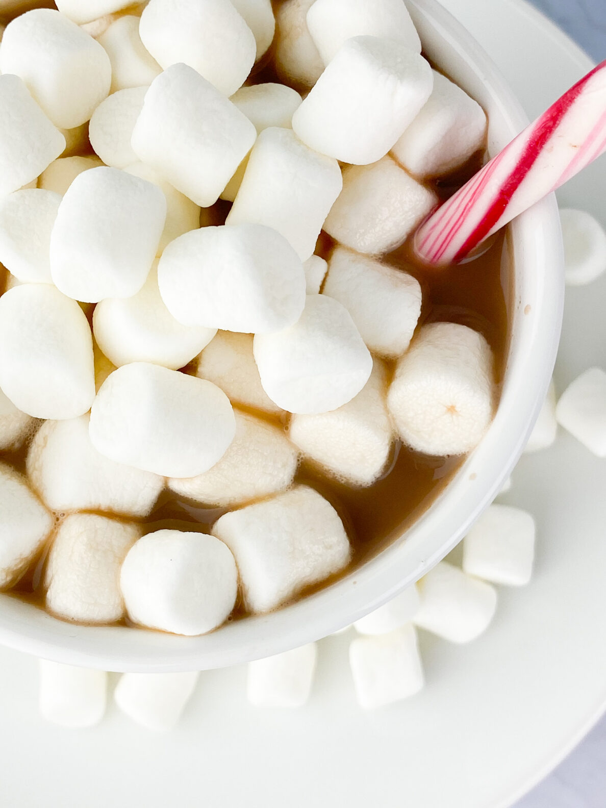 Kate's Safe and Sweet - Hot Cocoa with Marshmallows