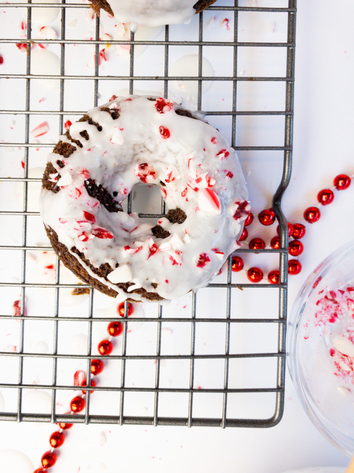 Kate's Safe and Sweet - Peppermint Donut