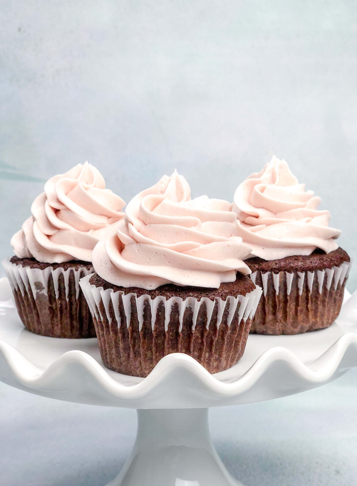 Kate's Safe and Sweet - Cherry Cupcakes 3