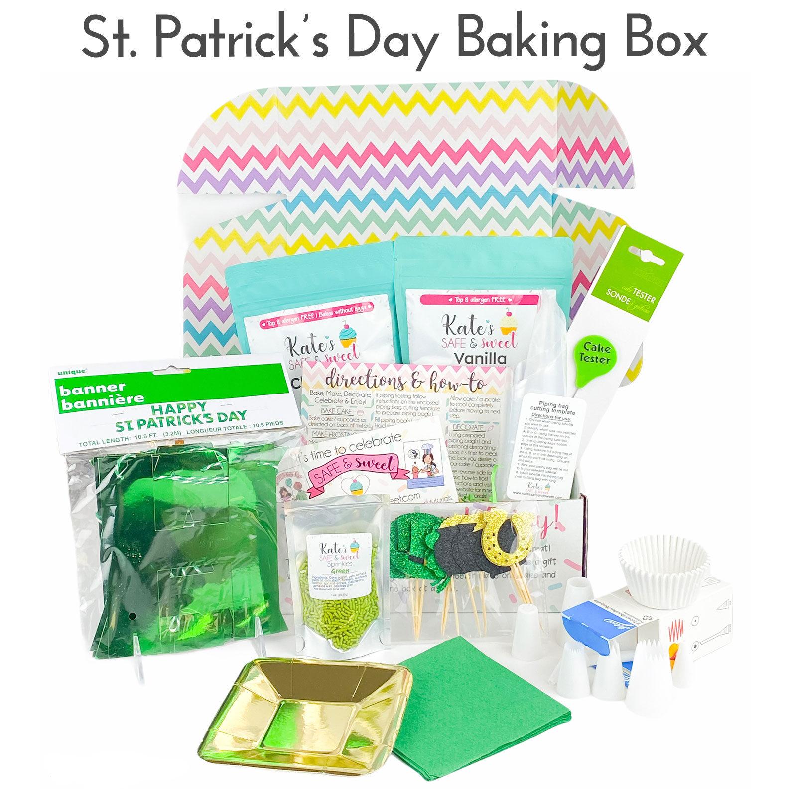 Kate's-Safe-and-Sweet---St.-Patricks-Day-Baking-Box